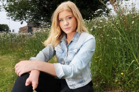 """Student Amelia Welch aged 20 who lost her prosthetic hand while she was on a night out. See SWNS story SWHAND; 20-year-old Amelia Welch lost her prosthetic hand on a night out in Devon. The student is now offering a £100 reward for its safe return. She took her prosthetic hand off in the bathroom and the next morning realised it was missing. She was partying with friends at Oceana in Plymouth after a university summer ball on Friday, June 3. """"I don't know at what point I lost it, but I didn't have it the next day,"""" Amelia said."""